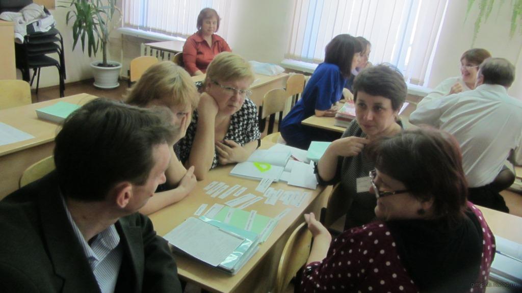 Картинка к материалу: «Заседание научно-методического совета гимназии»